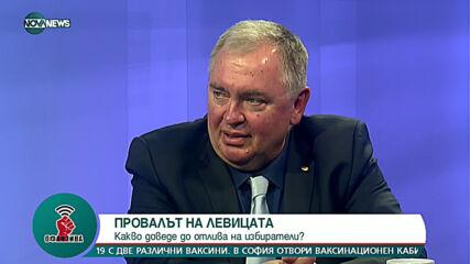 Проф. Георги Михайлов: Парламентаризмът ще докаже своята жизненост