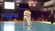 Ec 2015, Final +90 Valeri Dimitrov ( Bulgaria ) - Maciej Mazur ( Poland )