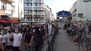 Germany: Hundreds march against eviction of left-wing bar Syndikat in Berlin