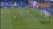 Черна гора 1 - 1 Швеция ( квалификация за Европейско първенство 2016 ) ( 15/11/2014 )
