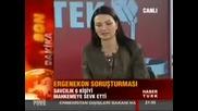 Ganire Pasayeva Teke Tek Programinda ermenilerin Turk dusmanligini anlatiyor - Turk Birligi gerekli