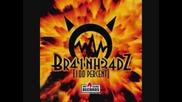 @brainheadz пръска с неговата Hardstyle музика.