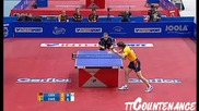 Тенис на маса: Timo Boll - Jorgen Persson