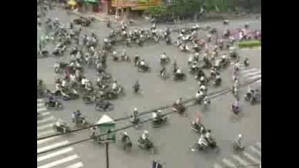 Голям Пътен Трафик