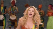 Shakira Ft. Freshlyground - Waka Waka [the fifa world cup 2010 official video]