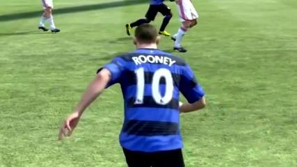 Fifa 12 Rooney идиот ли е ?