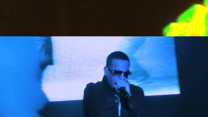 * H Q * Взривяващ Live на Daddy Yankee ;;; En Cartagena El Ritmo No Perdona (prende) *