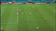 World Cup 2014 - Ghana vs Usa 1-2