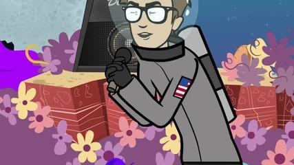 Rwj - Jupiter - (your Favorite Martian music video)