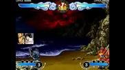 Naruto Battle Arena (chidori vs rasengan)