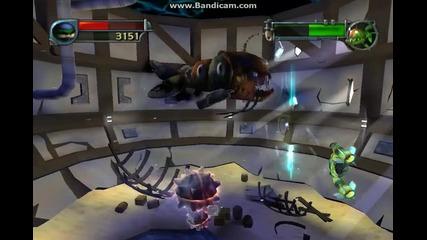 I-ninja level 10 part 1