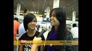 Джъстин и Селена в Малайзия / 21.04.2011 /