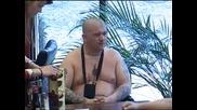 Врачка гледала на Радо голям смях другите го подиграват Big Brother Family 31.03.2010