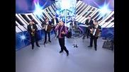 Dragan Kojic Keba - Zapalicu pola grada - (LIVE) - Sto da ne - (TvDmSat 2009)