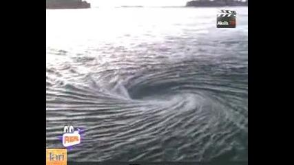 Дупка в морето
