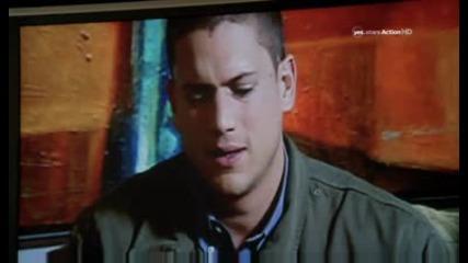 Michael Scofield - We are free!