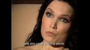 Tarja Turunen - Колко сладичко говори !!! (sun)