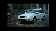 Subaru Outback Love Wash Me Commercial