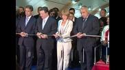 Вторият лъч на метрото бе пуснат в експлоатация в присъствието на Жозе Барозу