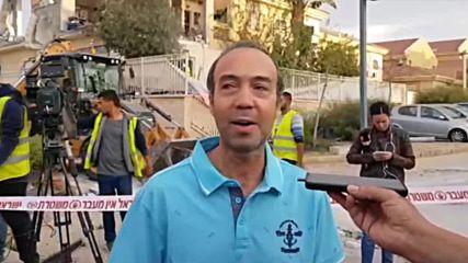 Israel: House destroyed by rocket landing in Beersheba