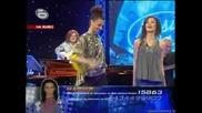 Ана, Мария и Фънки - Music Idol 2 - 17.03.2008г