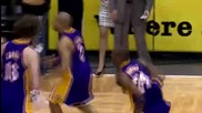 Kobe Bryants Journey To the 4th Title a Nba champion lifetime split4