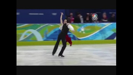 Tessa Virtue & Scott Moir Original Dance