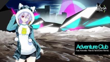 2012 Dubstep - Adventure Club ft Krewella - Rise & Fall (kdrew Remix)