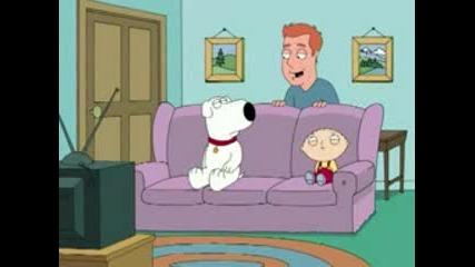 Family Guy - Fat Guy Strangler