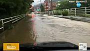 Шестима загинаха заради поройни дъждове в Япония