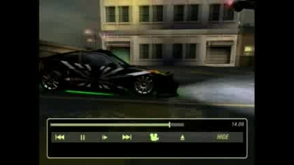 Airport Freeway Crazy Crushes Nfsu2