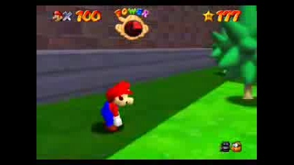 Super Mario 64 Freerun