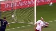 Полша 2:2 Шотландия 14.10.2014