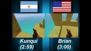 Kunqui vs. brian on kz j2s westblock