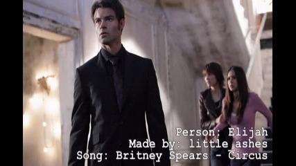 Илайджа The Vampire Diaries