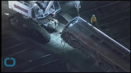 NTSB: No Sign Amtrak Engineer Was Talking or Texting