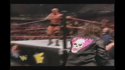 The Undertaker vs. Stone Cold Steve Austin (3/3)