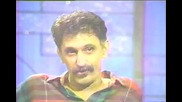 Frank Zappa - Arsenio Hall Feb89