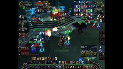 Evo Wow Minions of Destruction vs. Deathbringer Saurfang