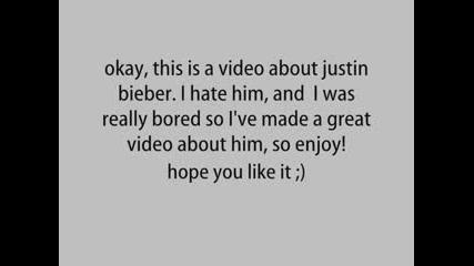 мразим Justin Bieber
