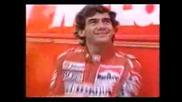 Аертон Сена Умира По Време На Състезание от Формула1