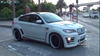 Bmw X6 Tycoon Hamann [high Quality]