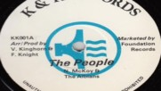 Noel Mckoy And The Albians-the People( Reggae)