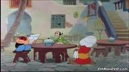 Попай Моряка Среща Али Баба И Четиридесетте Разбойници 1937 Анимация