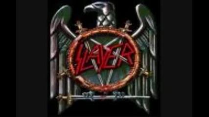 Slayer Angel of Death (lyrics)
