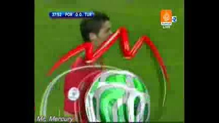 Португалия - Турция 2;0