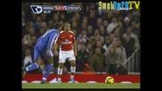 Arsenal 0 - 3 Chelsea [ Гол на Дрогба от Пряк Свободен Удар. ] * H Q