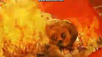 Шива с танца на разрушението