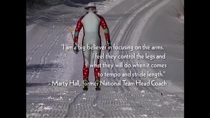 Фундаменти на ски-бягането в класически и свободен стил..
