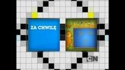 Cartoon Network Полша - Реклами и Шапки (18.08.2012)